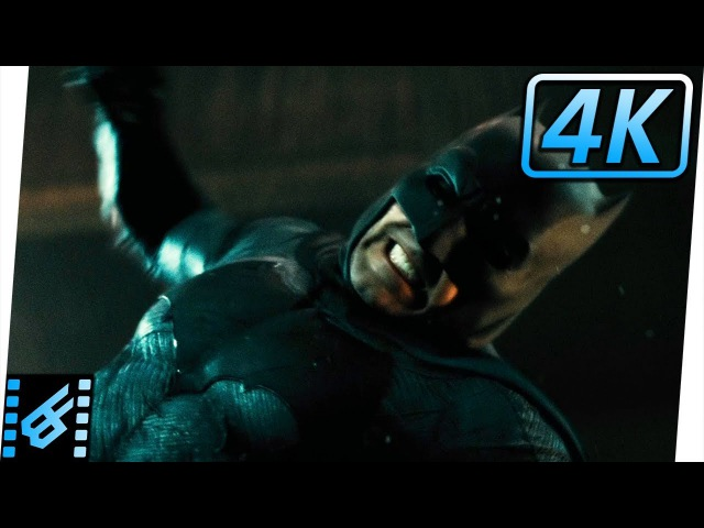 Warehouse Scene / Batman Saves Martha | Batman v Superman Dawn of Justice (2016) Movie Clip