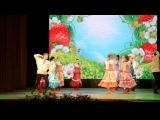 Ансамбль народного танца Танцевальная Сибирь -  Круговая кадриль