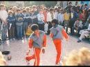 Break Dance Crew - Broken Glass - Manchester - 1984