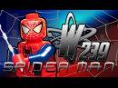 Lego Spiderman street life of the hero/ Лего человек паук уличная жизнь героя