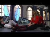 Танцы: Юля Гаффарова и Юлианна Кобцева - Комфортная атмосфера (сезон 4, серия 16)