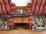 Супер способ! Отделка древесины ружья, Beretta a 400, льняным маслом и Danish Oil.