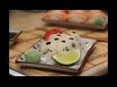 Готовим Вместе Роллы из рисовой бумаги/ Как приготовить вкусные роллы