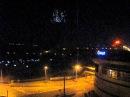 5 февраля 2015. Донецк. 05.02.2015 0:03 Вид с золотого кольца - обстрел фосфорными снарядами