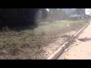 26 июля 2014. Лисичанск РТИ дом №17 после обстрела обвал 26 07 14 ч 2