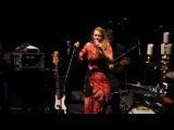 Polly Gibbons - Hallelujah, I Love Her So (Ray Charles)... Support for Gladys Knight, RAH, July 2016