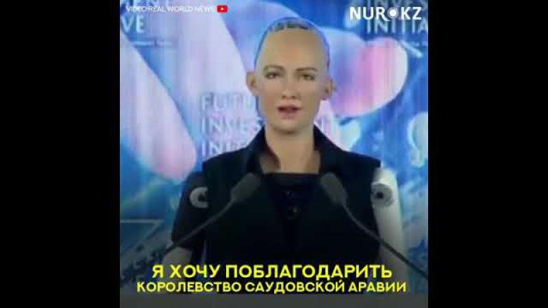 робот София, robot Sofia, прямой репортаж, live coverage, сенсация