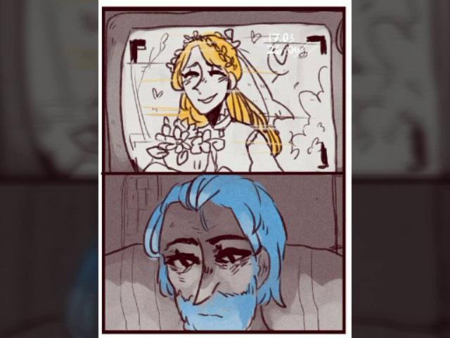 Sally Face comic rus Я не убийца...