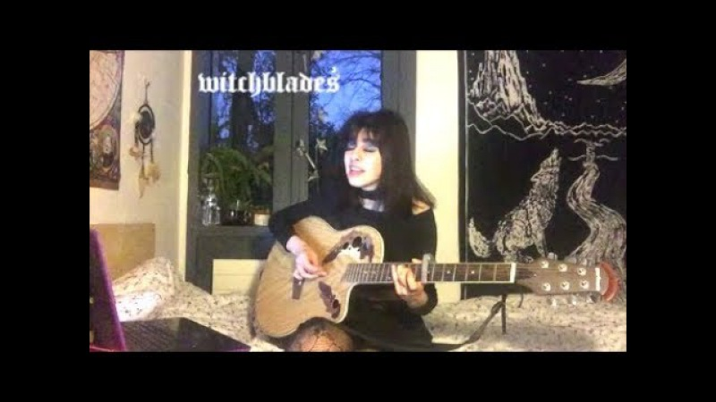 Lil peep & lil tracy - witchblades acoustic cover rip peep xx