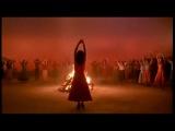 Rebedios Silva Pisa~Naci en Alamo {El Amor Brujo Passionate flamenco video}HQ