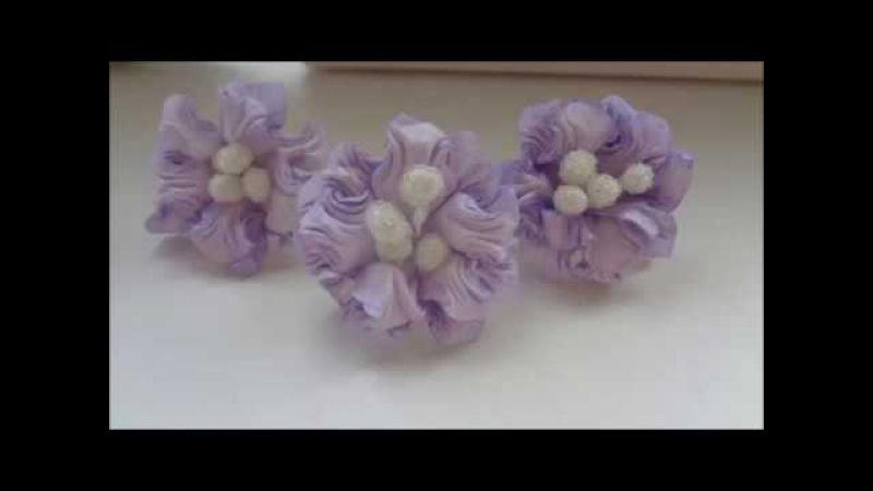 Цветы своими руками/из акварельной бумагиСкрапбукинг
