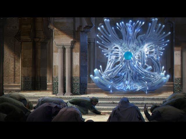 Mind Blowing Ancient Giant Quantum AI Super Computer Time Travels Reads God's Mind
