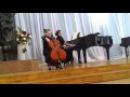 Мария Слащева. П.И. Чайковский Танец Феи Драже из балета Щелкунчик
