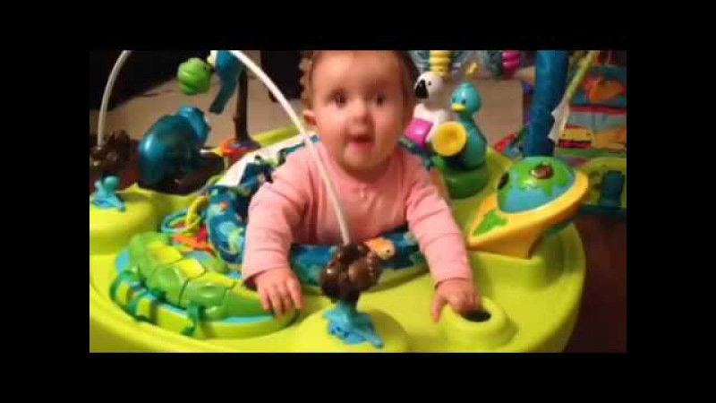 Blog: Evenflo Exersaucer, Triple Fun - Life in the Amazon Review