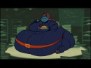 Violet Beauregarde Pie Binge