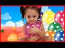 Learn Colors with Balloons Water Bad Baby Songs Учим цвета с Цветными шариками под детские песенки