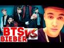 BTS VS ДЖАСТИН БИБЕР | КТО ПОБЕДИТ? | BTSBBMAs vs JustinBBMAs | НОВЫЙ КЛИП BTS!