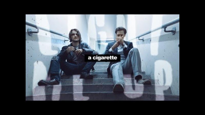 Light me up a cigarette [roman peter]