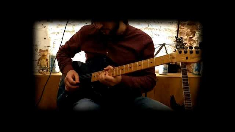 Ozzy Osbourne - Dreamer solo cover