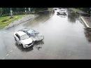 ДТП в Серпухове. На красный и вдребезги... 28 августа 2017г.