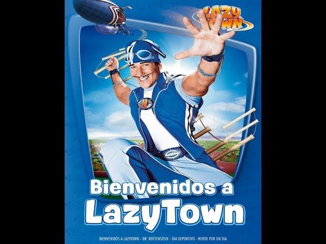 Lazy Town 1x07 Héroe por un Día