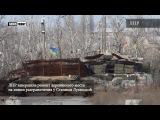 ЛНР завершила ремонт деревянного моста на линии разграничения у Станицы Луганс ...