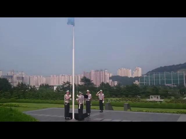 Busan-Birleşmiş Milletler Kore Savaşı Şehitliği-United Nations Memorial Cemetery