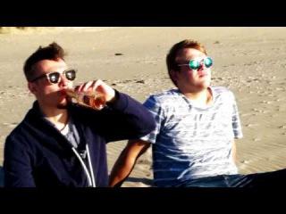 Достучались до небес We knocked on heavens door Texel island