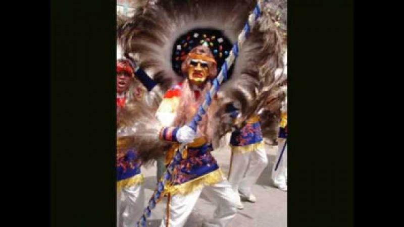 AWATIÑAS de BOLIVIA - Muchachos de gran corazón