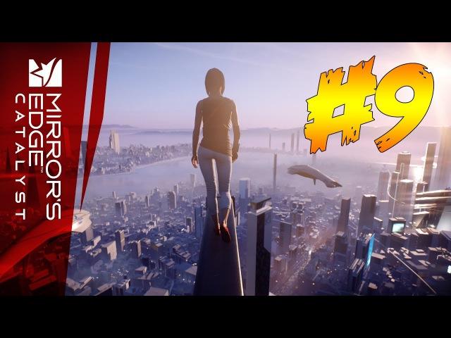 Mirror's Edge: Catalyst - На Вершине Мира 9