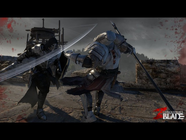 Conqueror's Blade Trailer Upcoming Large Scale PvP Siege Warfare
