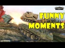 World of Tanks Funny Moments Week 1 December 2017