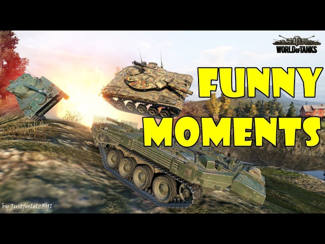 World of Tanks - Funny Moments | Week 1 December 2017