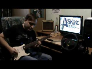 Asking Alexandria - Moving on (guitar cover) | Vladimir Nemchin