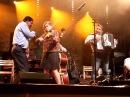 Iga Wasilewska with Taraf de Haidouks- jam session in Czeremcha Festival 2014