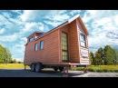 Holiday Tiny House Обзор дома на колесах трейлер караван прицеп дача