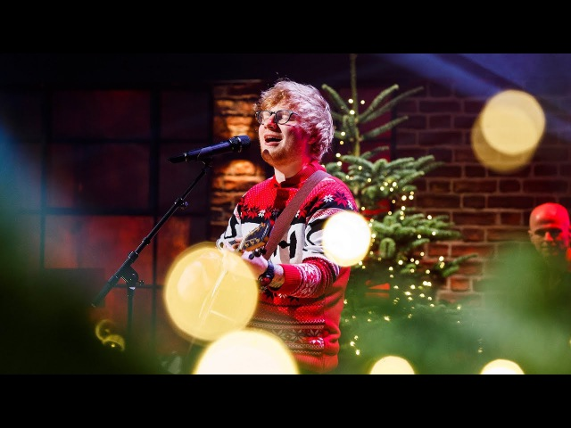 Ed Sheeran Beoga - Nancy Mulligan   The Late Late Show   RTÉ One