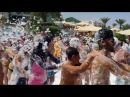 HOTEL IBEROSTAR Royal El Mansour Thalasso (Mahdia, Tunisia POOL FOAM PARTY