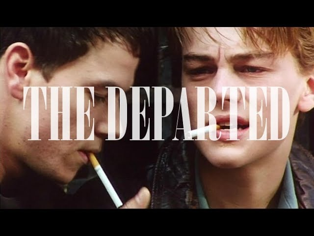 The Departed The Basketball Diaries SeanBilly