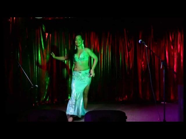 Natalia Bellydance - Solo de Derbake