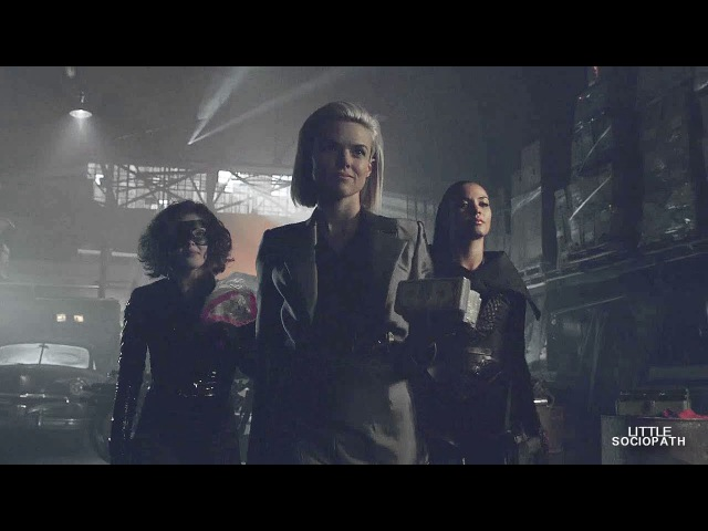 Babs\tabs\selina || hit and run [4x07]