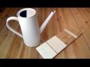 Рецепт самой гладкой меловой краски своими руками (Chalk Paint DIY)