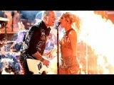 Metallica, Lady Gaga - Moth Into Flame (GRAMMYs 2017) James MIC On mix live&amprehearsal