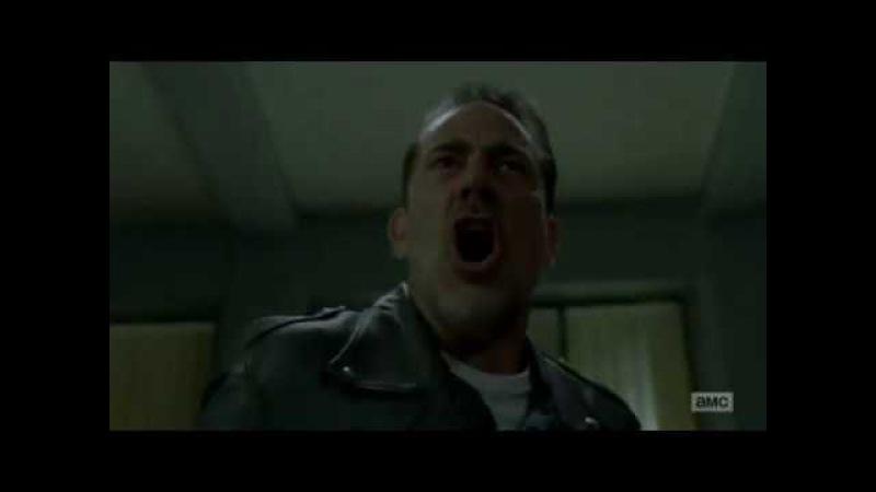 The Walking Dead 8x05 Negan And Gregory Opening Scene Ходячие мертвецы Опенинг сцена 8 5