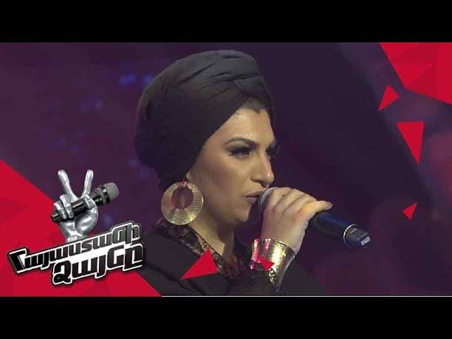 Christina Khalatova sings 'Georgia on My Mind' – Gala Concert – The Voice of Armenia – Season 4