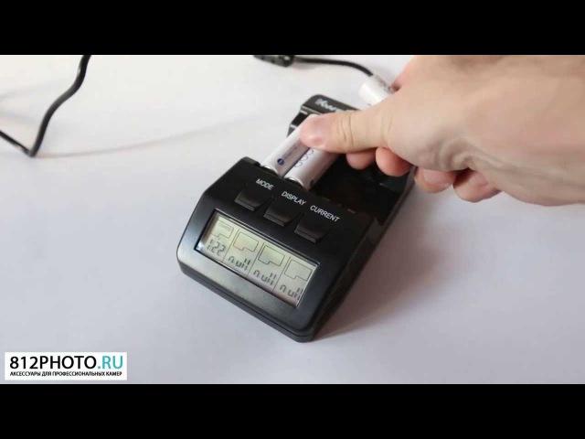 Обзор: Умное зарядное устройство Kweller X-1800