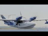 Амфибия Л-44м с новой лодкой