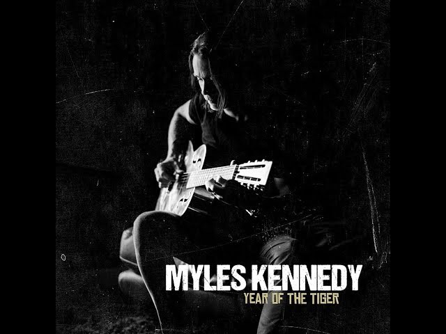 Myles Kennedy: Year Of The Tiger (Official Music Video)