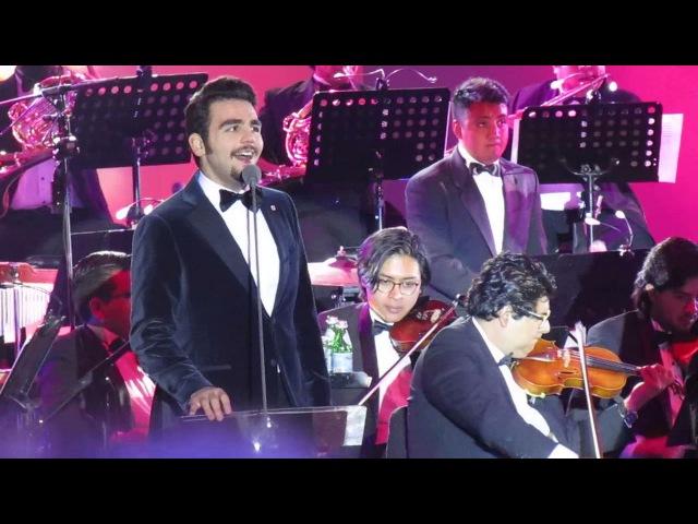 Grande Amore - IL VOLO - GOLDEN SYMPHONY - CDMX - 2017