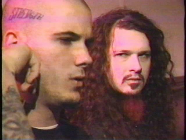Dimebag Darrell Phil Anselmo Interview '93